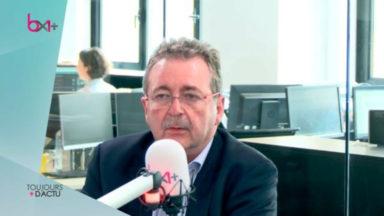 Vervoort prend un arrêté d'application immédiate imposant trois mesures