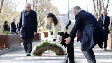 Attentats du 22 mars 2016 : un hommage aux victimes en comité restreint