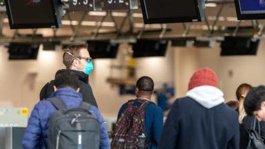 Brussels Airport : le port du masque rendu obligatoire