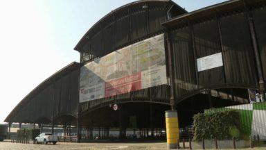 Près de 6.000 panneaux solaires seront installés sur le toit des abattoirs d'Anderlecht