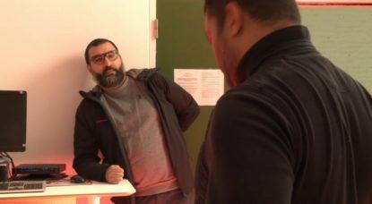 Ahmed Ouammara - AMO Alhambra Anderlecht - Capture BX1