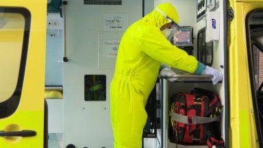 Coronavirus : la décontamination des ambulances, une procédure lourde et de plus en plus récurrente