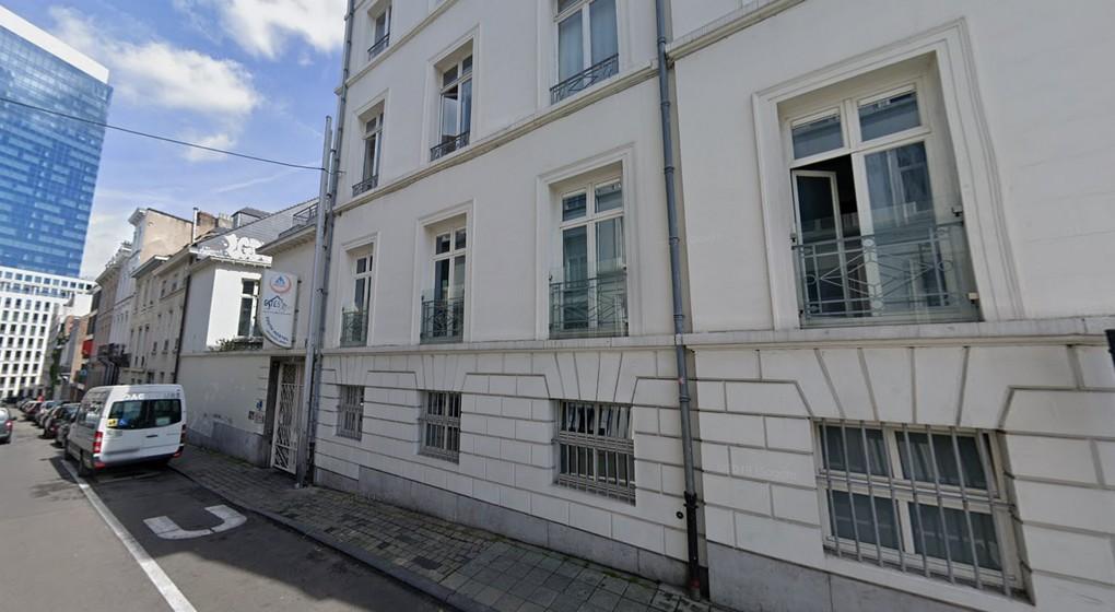 Auberge de jeunesse Jacques Brel - Capture Google Street View