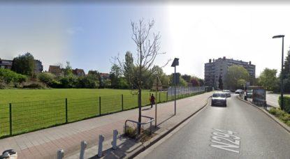 Avenue Marcel Thiry Woluwe-Saint-Lambert - Google Street View