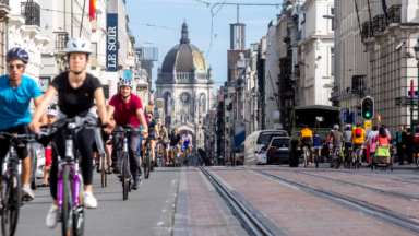 Un Belge sur quatre veut changer de moyen de locomotion