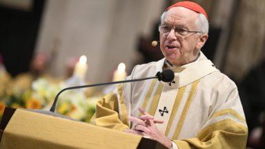 Le cardinal de Malines-Bruxelles Jozef De Kesel remplacé temporairement pour raisons de santé