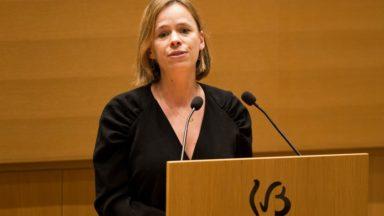 Enseignement : Caroline Désir a rencontré les syndicats des enseignants