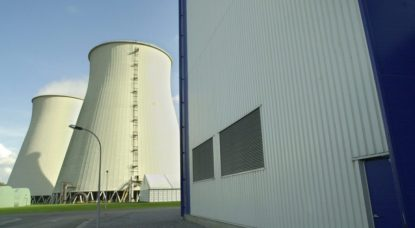 Centrale électrique Gaz VIlvorde - Belga Herwig Vergult