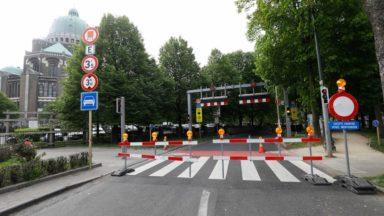 Embouteillage boulevard Léopold II : Schepmans plaide pour la réouverture du tunnel