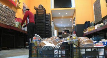 Don Colis Alimentaire Espoir Molenbeek - Capture BX1