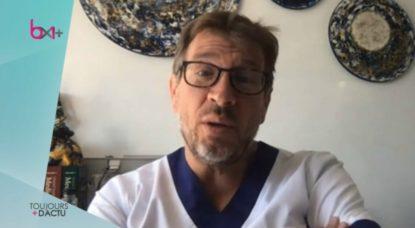 Dr Jean-Christophe Goffart - Hôpital Erasme - Interview BX1+