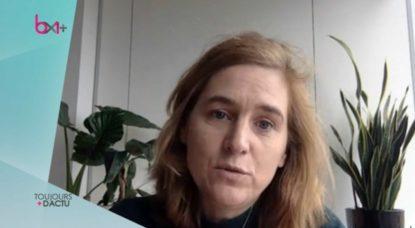 Elke Van den Brandt - Invité radio - 29042020