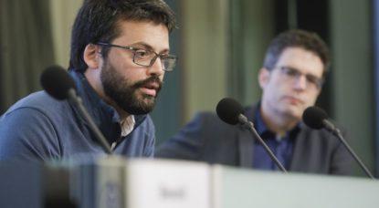 Emmanuel André Virologue - Belga Thierry Roge
