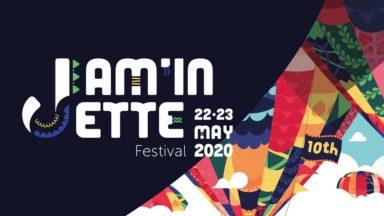 La 10e édition de Jam'in Jette reportée à 2021