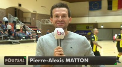 Foutsal - Best-of 4e saison - Pierre-Alexis Matton