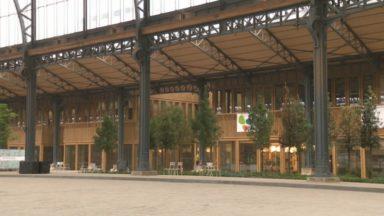 Tour & Taxis : la nouvelle Gare Maritime dévoile ses premiers décors