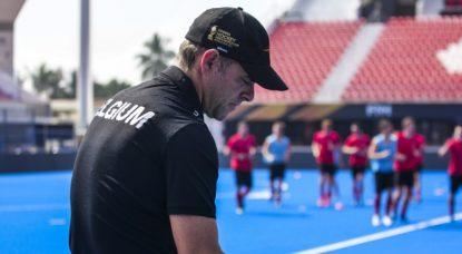 Hockey sur gazon - Craig Fulton - Belga Daniel Techy