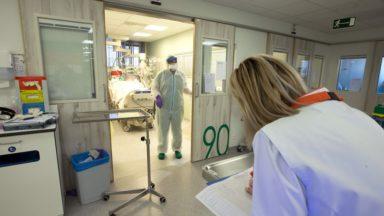 Le personnel des soins de santé aura droit à une une compensation supplémentaire