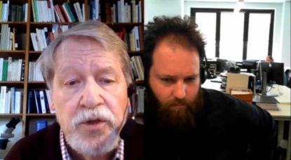 Interview Dr Philippe Laurent - Décès Bruxelles - Radio 10042020