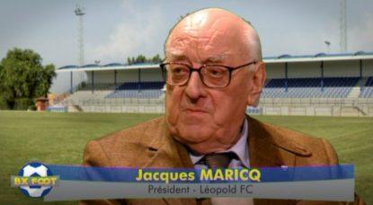 Jacques Maricq - Royal Léopold FC - Capture BXFoot