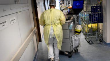 Depuis le début de la crise, 60% des patients admis aux soins intensifs ont survécu au Covid-19