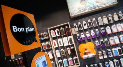 Magasin Telecom Orange - Belga