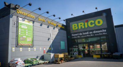 Magasin de bricolage Brico - Belga Virginie Lefour