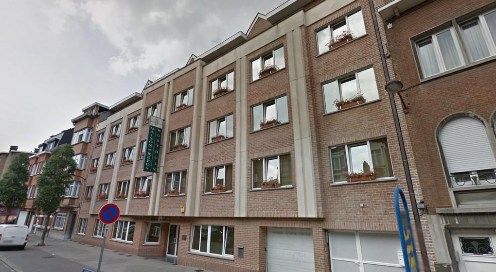 Maison de repos Archambeau - Jette - Google Street View