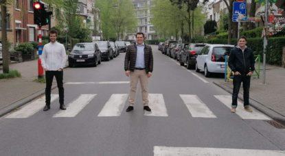 Opposition PS DéFI GH Watermael-Boitsfort - Martin Casier Alexandre Dermine Victor Wiard