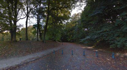 Parc de la Woluwe - Google Street View