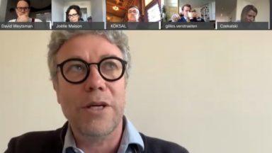 Coronavirus : plusieurs commissions du Parlement bruxellois réunies et visibles en direct vidéo