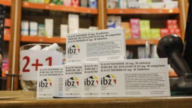 Non, les tablettes d'iode ne protègent pas contre le Covid-19