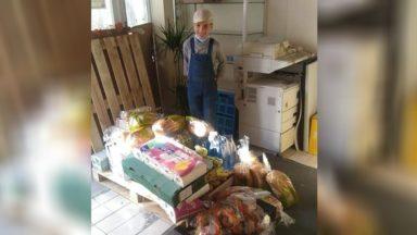 Le Centre de Jeunes d'Anderlecht récolte des vivres pour les personnes en difficulté