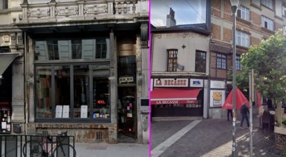 Restaurants Bonsoir Clara La Bécasse - Google Street View