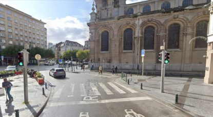 Rue Verbist - Saint-Josse - Google Street View