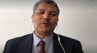 Salah Echallaoui - Vice-président Exécutif des Musulmans - Interview BX1