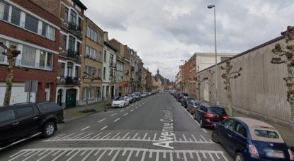 Schaerbeek - Avenue Colonel Picquart - Google Street View