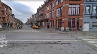 Schaerbeek : une fuite de gaz à l'angle de la rue des Palais et de la rue Masui