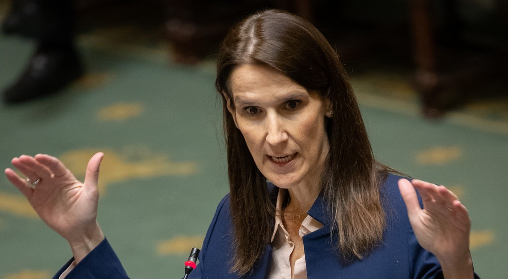 Sophie Wilmès - Première ministre - Belga Benoit Doppagne