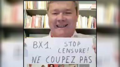 Le Vlaams Belang accuse BX1 de censure : voici pourquoi le son du député VB était coupé