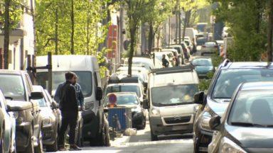 Il y a davantage de voitures à Bruxelles qu'avant l'arrivée du coronavirus