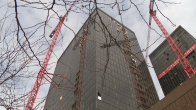 Le chantier du WTC reprend