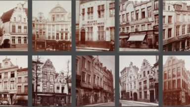 Découvrir Bruxelles au début du XXe siècle depuis son salon