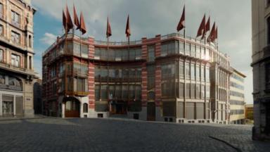 Le Musée Horta propose de découvrir la Maison du Peuple comme vous ne l'avez jamais vue