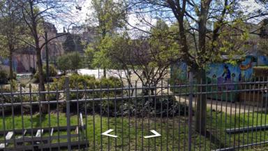 Anderlecht : le PTB demande la réouverture du parc de la Rosée