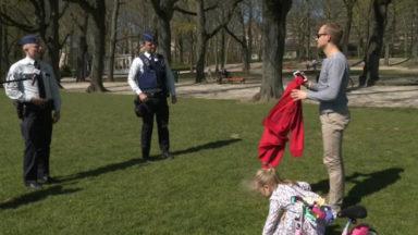 63 PV et 254 SAC ont été dressés samedi par la zone de police Bruxelles-Ixelles