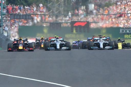 F1 - Le GP de Hongrie sans spectateur