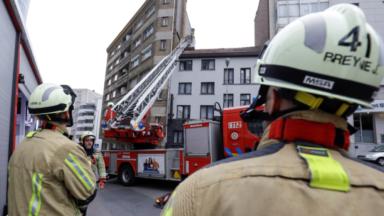 Plusieurs habitants d'Auderghem doivent être relogés à la suite d'un incendie
