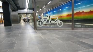 Les parkings à vélos sécurisés de la Bourse ne sont pas efficaces à 100%