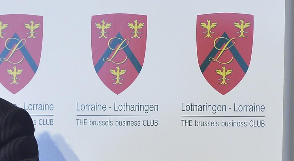 Cercle de Lorraine - Belga Benoit Doppagne
